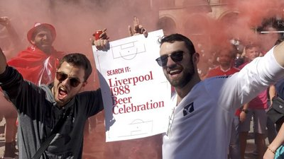 Budweiser hijacks Champions League with guerrilla Google campaign