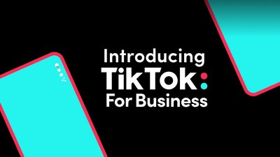 TikTok means business for brands