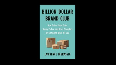 Contagious Book Report: Billion Dollar Brand Club