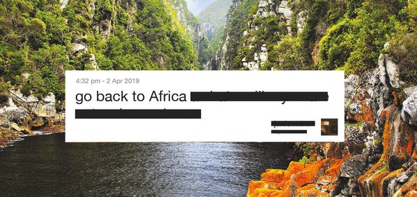 Go Back to Africa // Black & Abroad