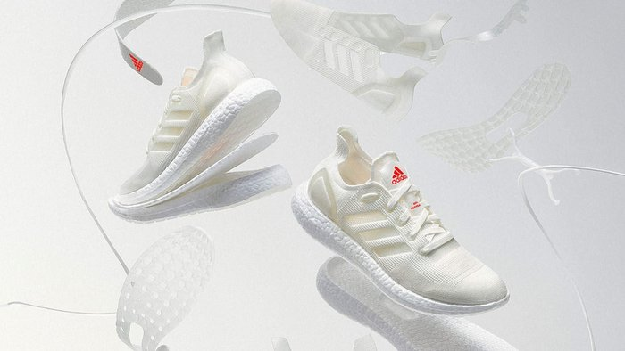 Adidas sneaker reinvents recycling