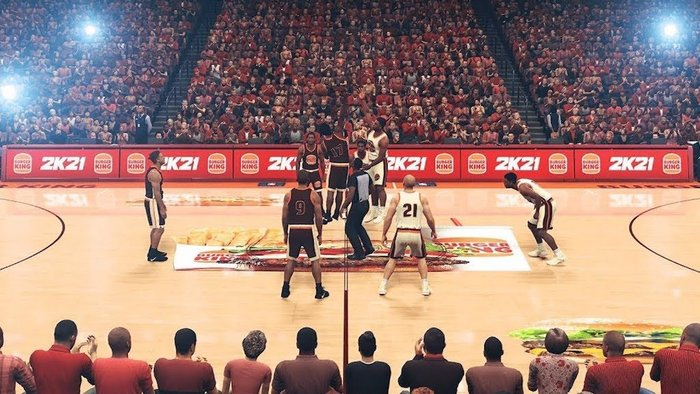 Burger King courts gamers with NBA 2K21 giveaway