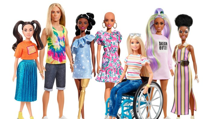 Watch: Barbie's diversity and empowerment makeover explained