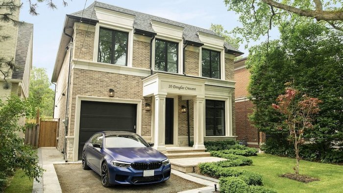 BMW turns show homes into showrooms to find wealthy buyers