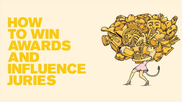 How to Win Awards and Influence Juries
