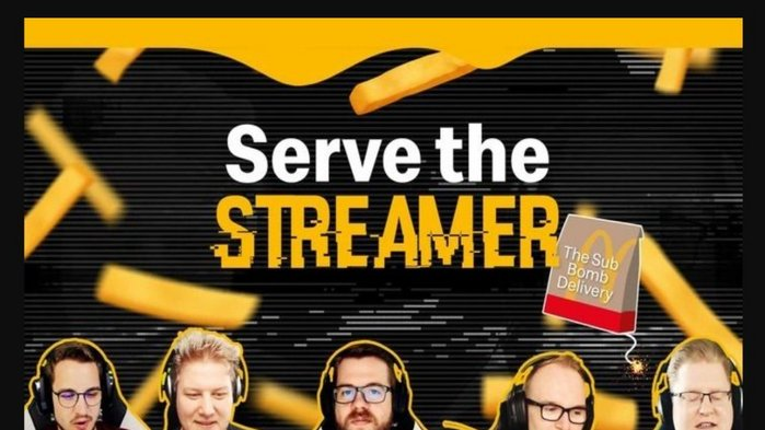 McDonald's gifts 'subscription bombs' to Twitch streamers