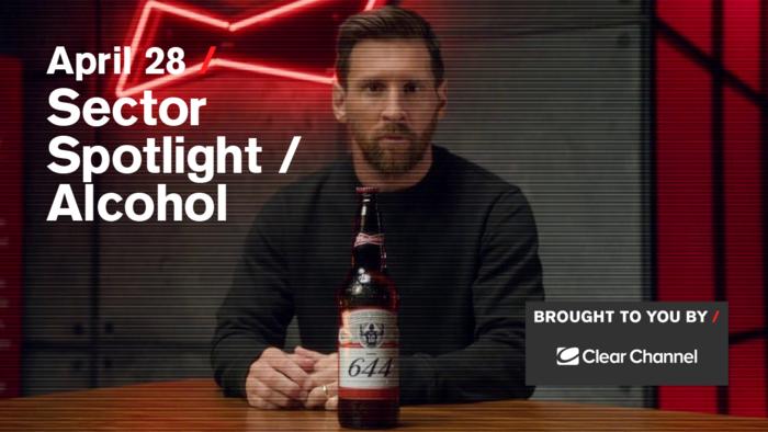 Sector Spotlight / Alcohol: Free live stream
