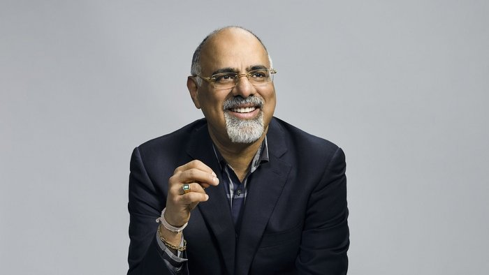 Watch: Mastercard CMO Raja Rajamannar on marketing's 'fifth paradigm'