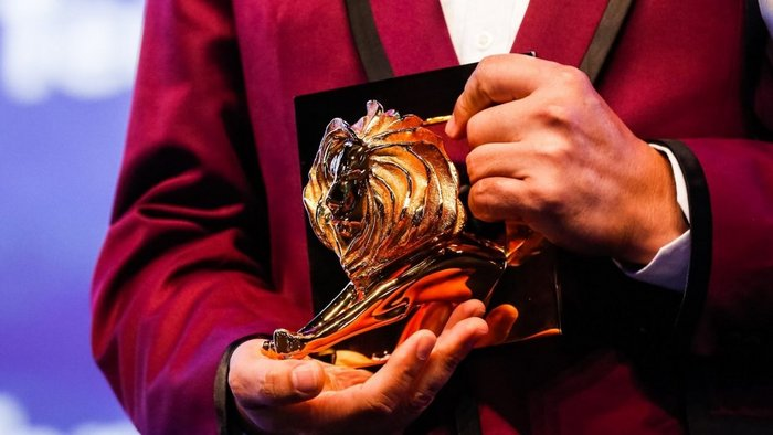 What's it like to win a Grand Prix at Cannes?