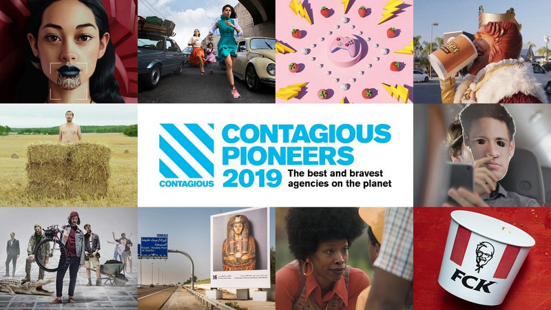 Contagious Pioneers 2019: The Winners