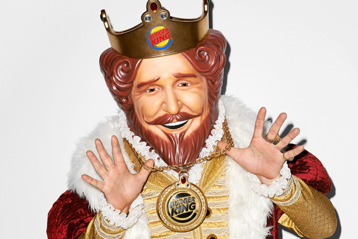 Most Contagious Brand of the Year: Burger King